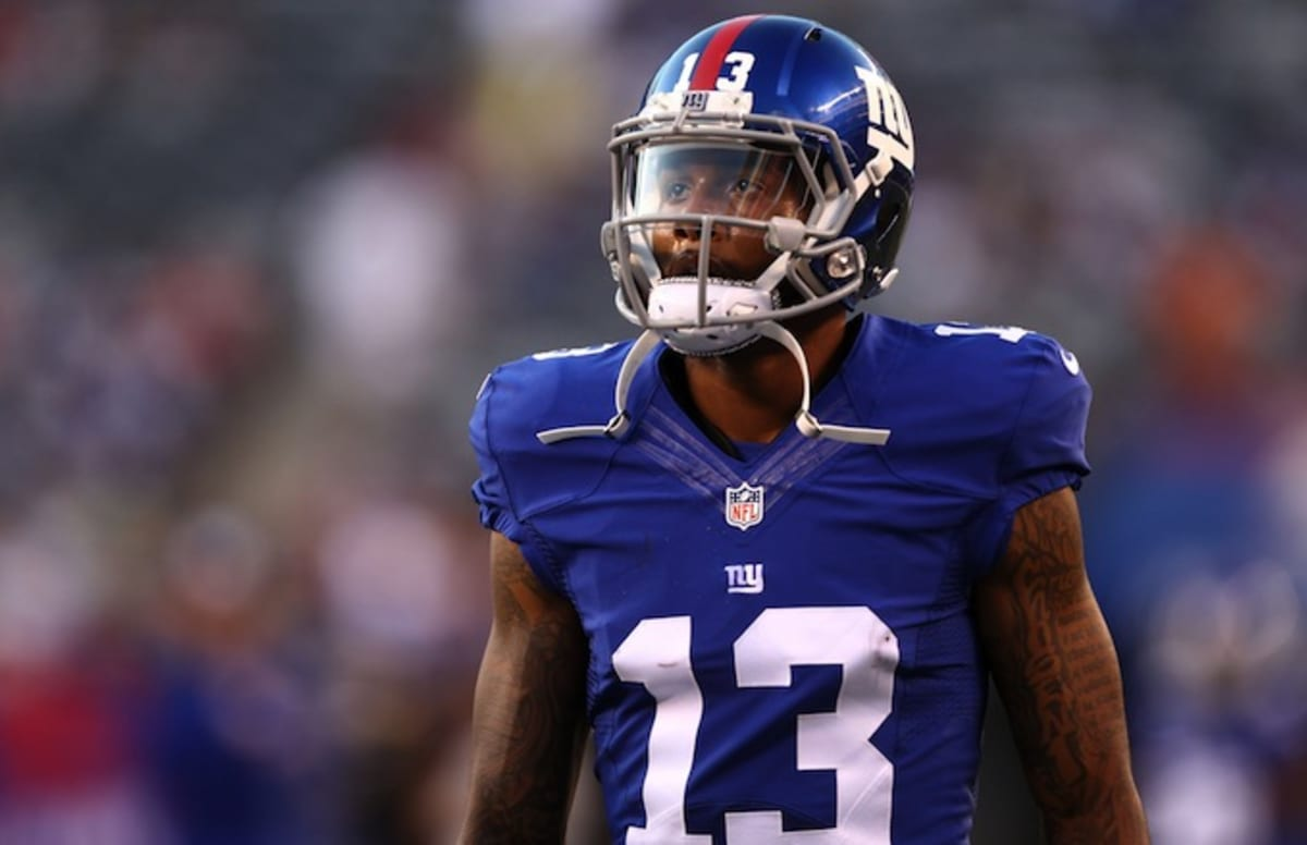 Odell Beckham Jr. Caps Off 67-Yard Touchdown Catch With the Cristiano Ronaldo Celebration