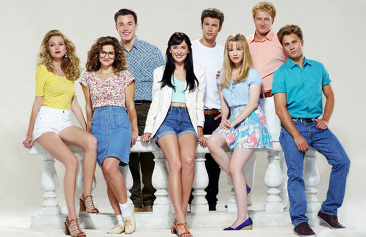 Check out the first 39 beverly hills 90210 39 lifetime cast - Hollywood hills tv show ...