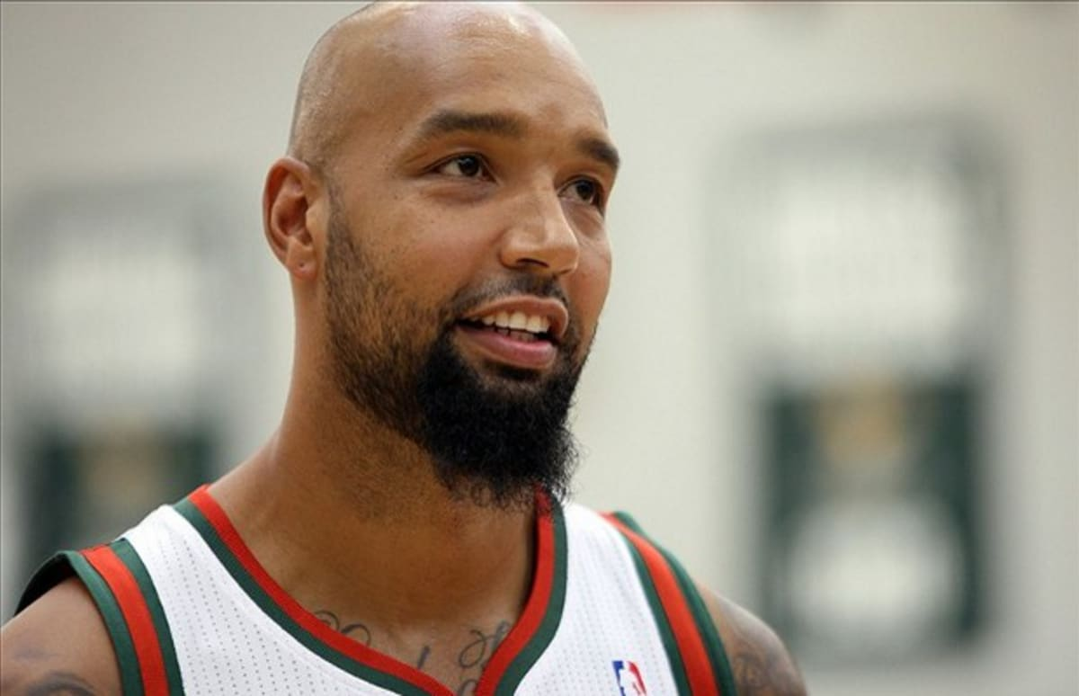 What Is Going With Drew Gooden s Hair