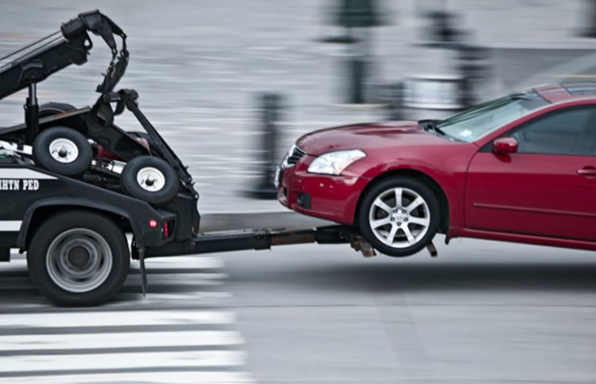 Car Repossession 101: How To Avoid and Deal With the Repo Man ...