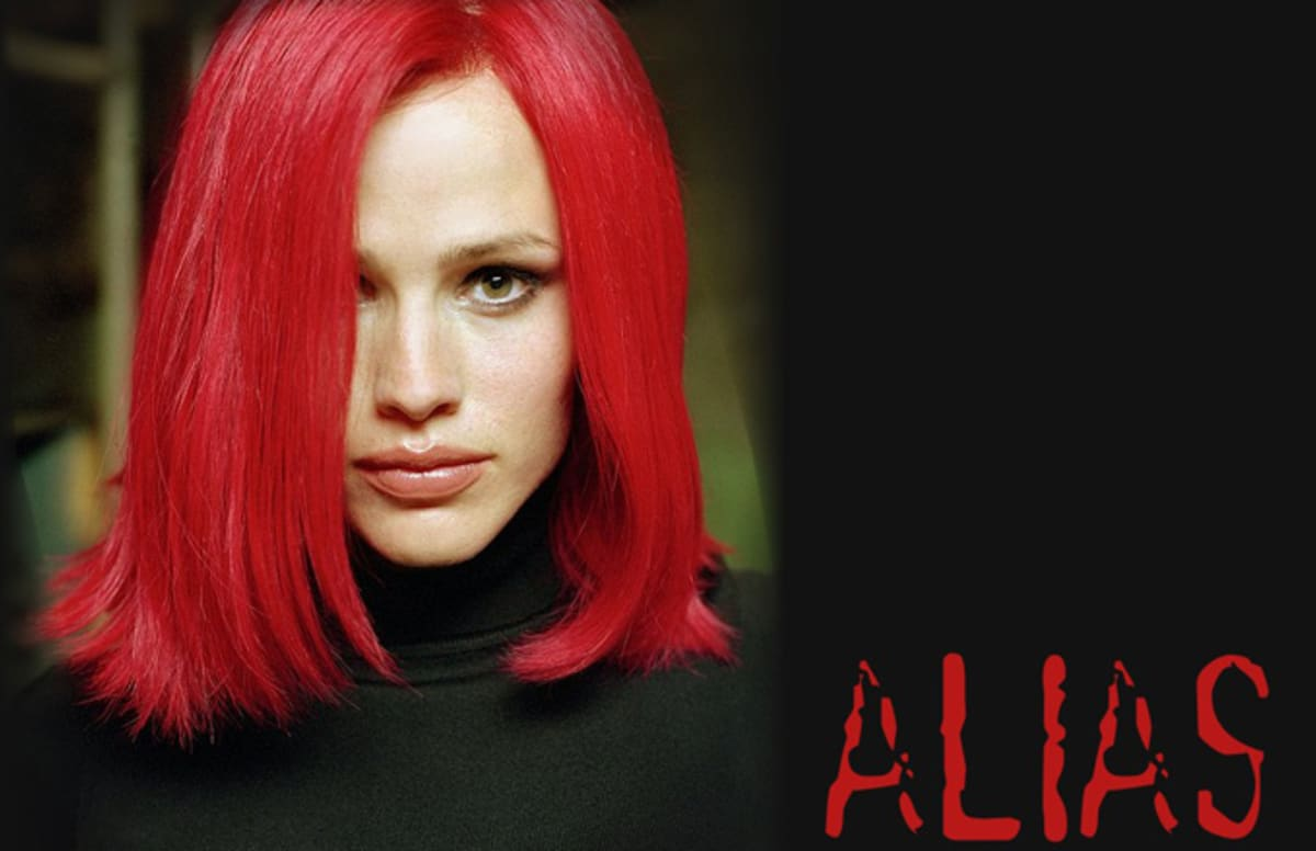 Alias wigs from every episode complex urmus Image collections