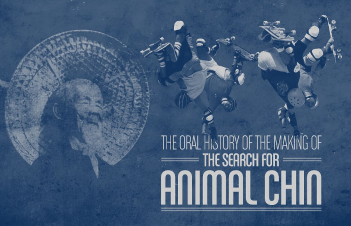 The Oral History of the Making of <em>The Search for Animal Chin</em>