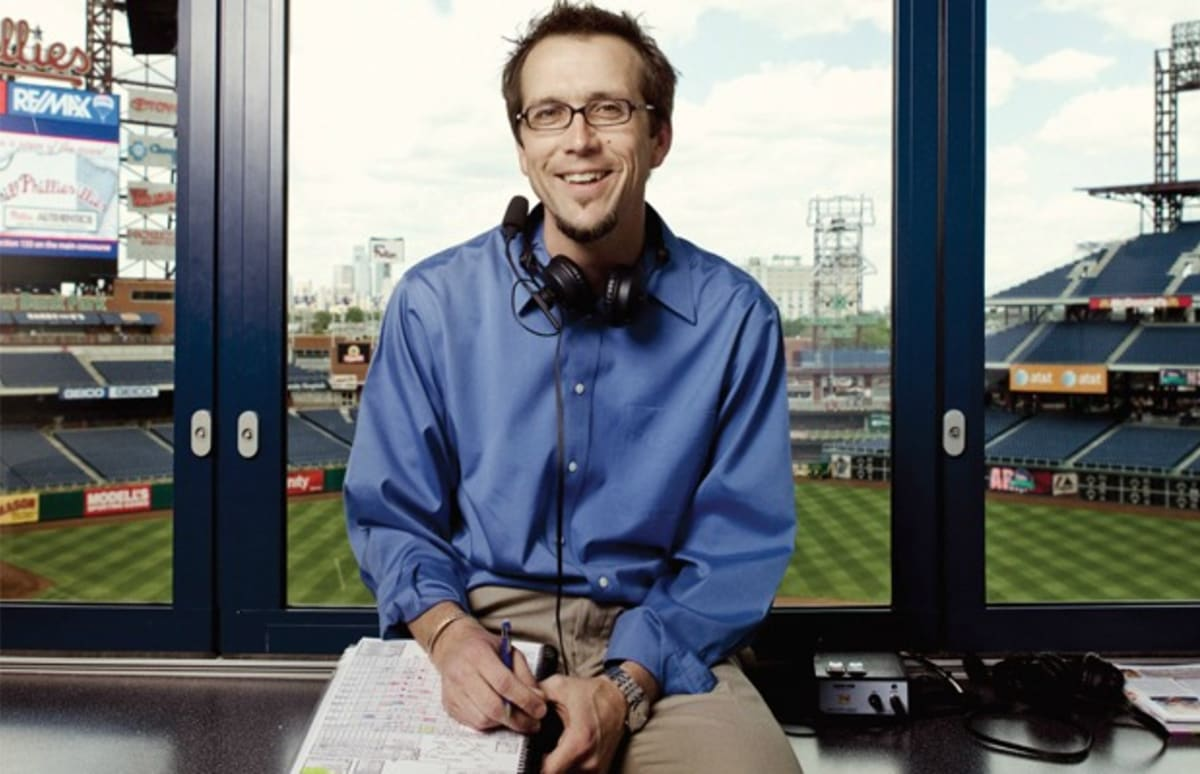 An MLB Radio Announcer Curses Live on the Air After An ...