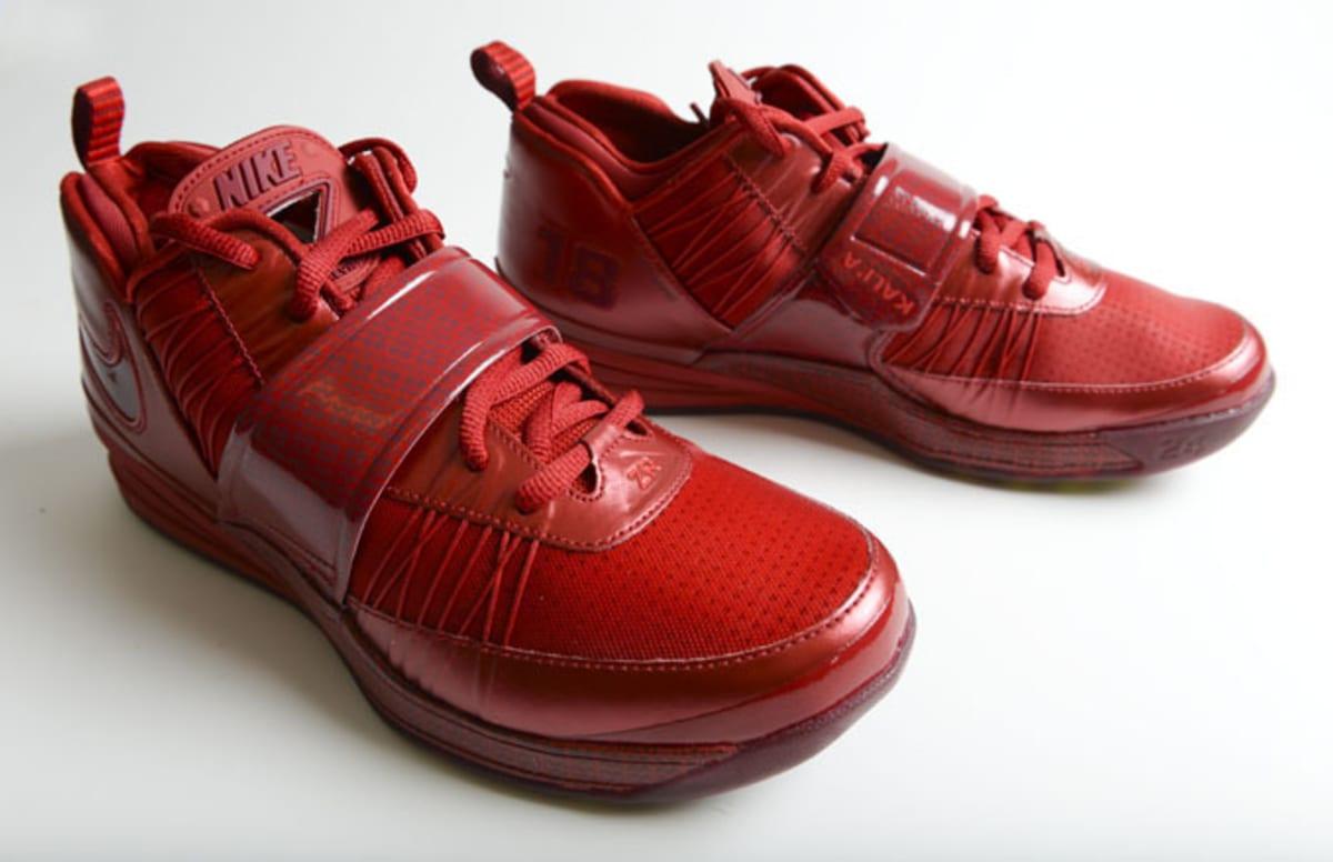 Liz Barclay shoe photography