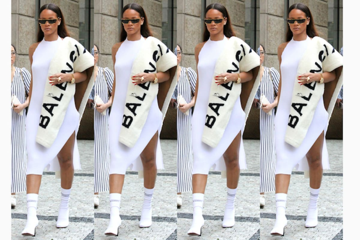 dac3fd1c7ce 5 Style Tips Guys Can Learn from Rihanna s Badass Outfit