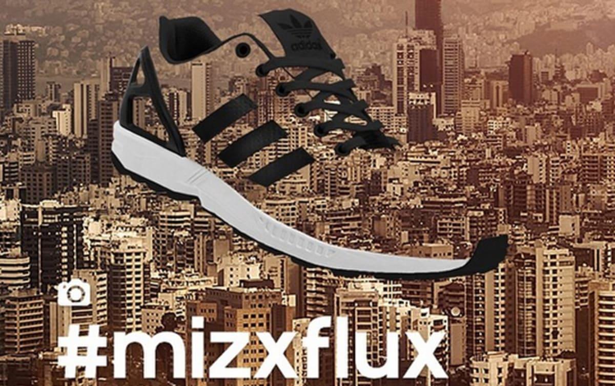 adidas Original ZX Flux NPS Mens Sneakers / Shoes