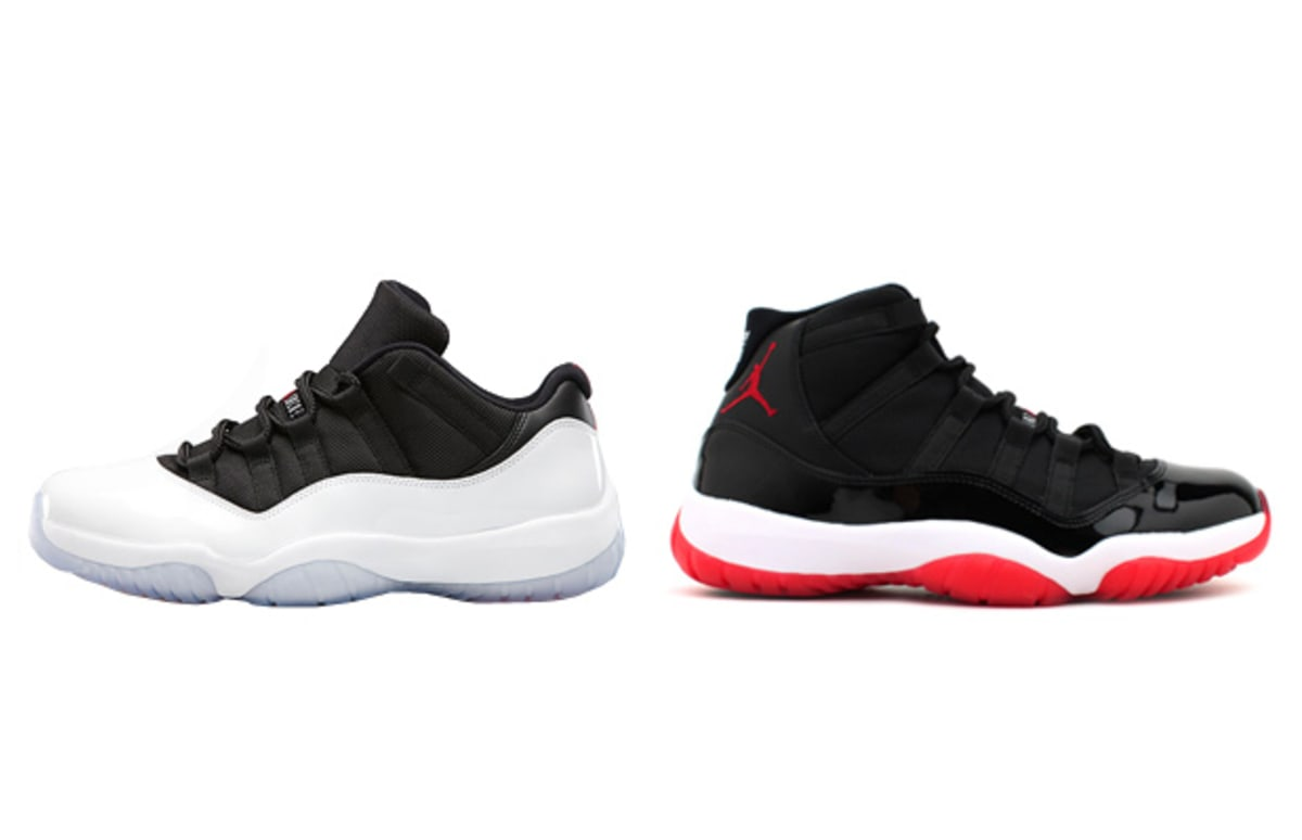 air xis restocking at footaction complex