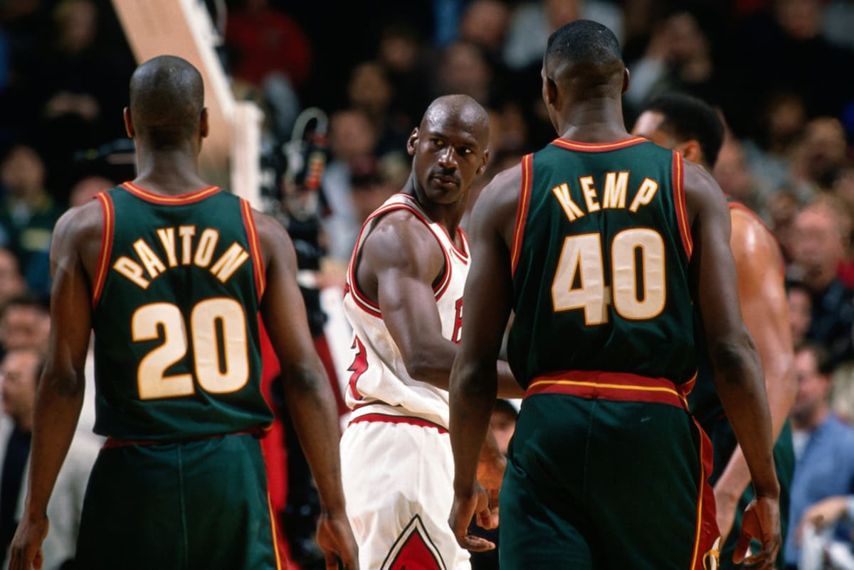 How Scottie Pippen Was Almost Traded For Shawn Kemp