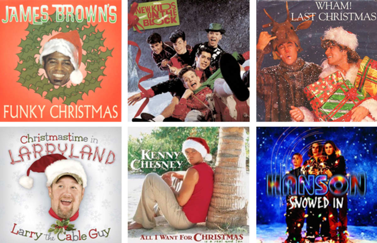 Hanso - The 11 Worst Christmas Album Covers of All time | Complex