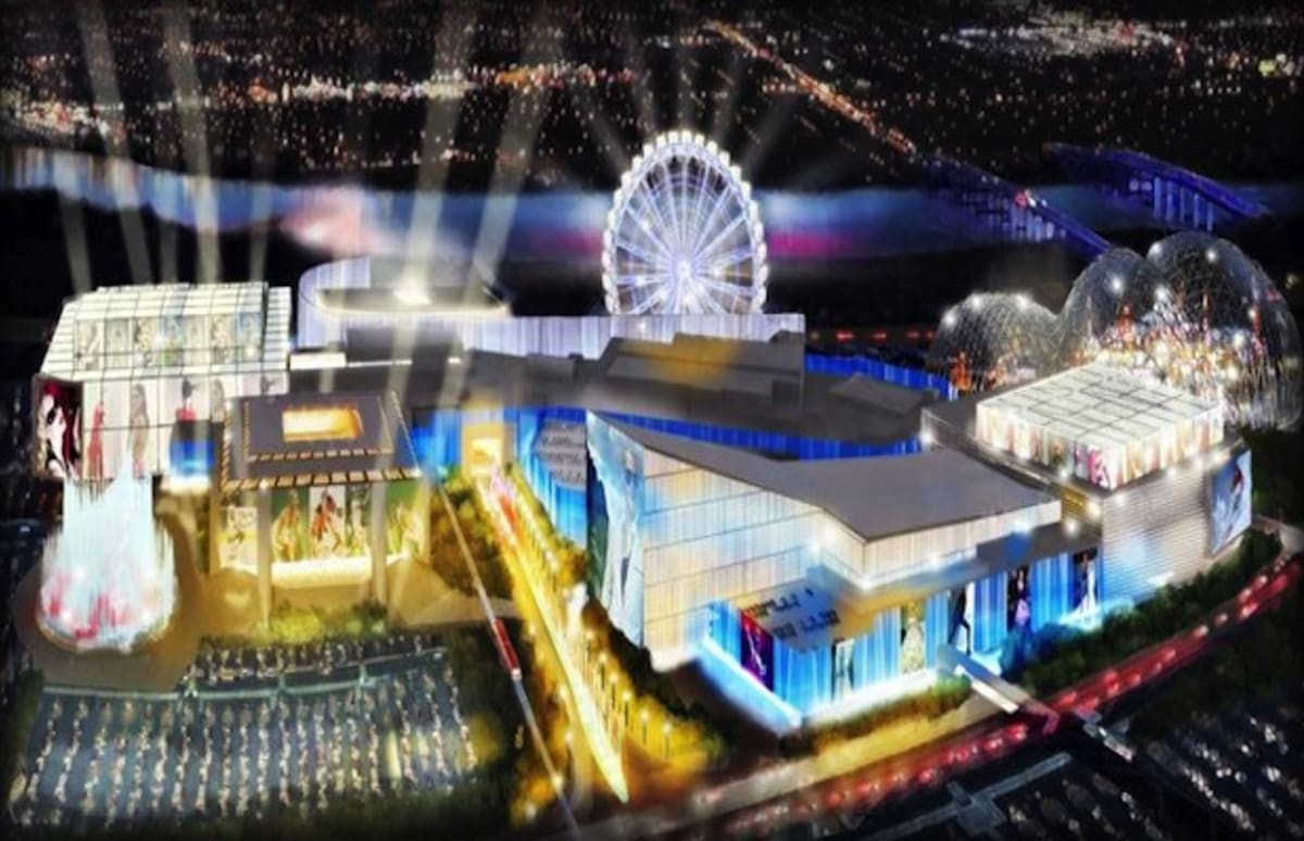 Green Country Auto >> A New Mall in New Jersey Will Have a Ferris Wheel and a Ski Slope | Complex