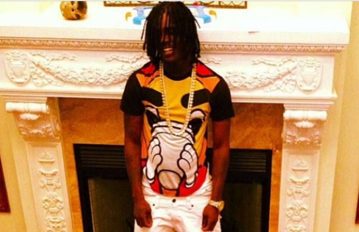 West End Auto >> Chief Keef Finally Opens Up A Glo Gang Weed Shop | Complex