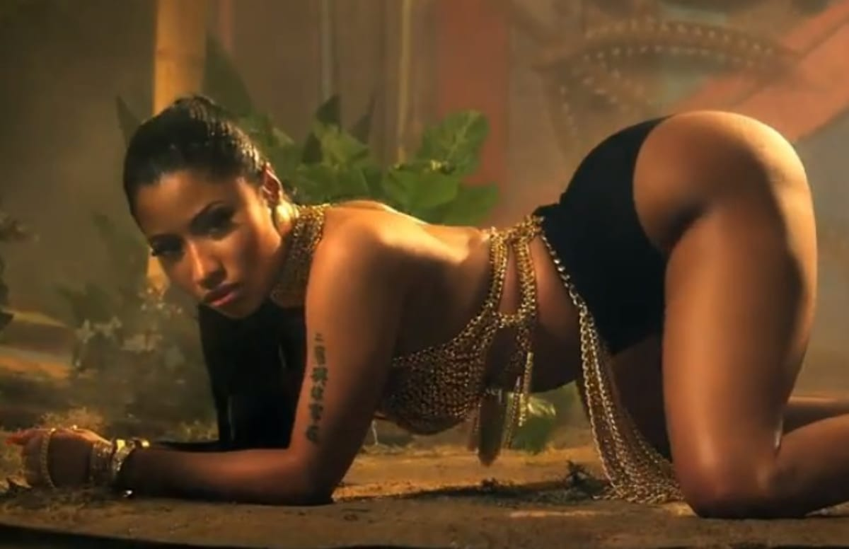 Image result for Nicki Minaj anaconda