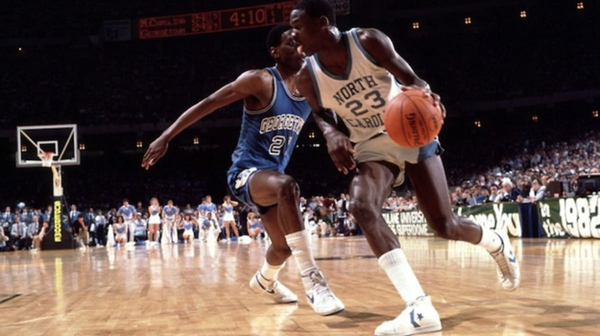 Unc Jordan Shoes Through The Years