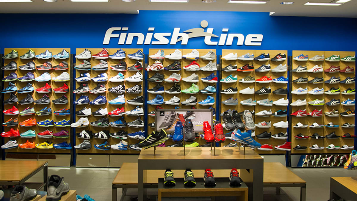 The Finish Line Store Shoes
