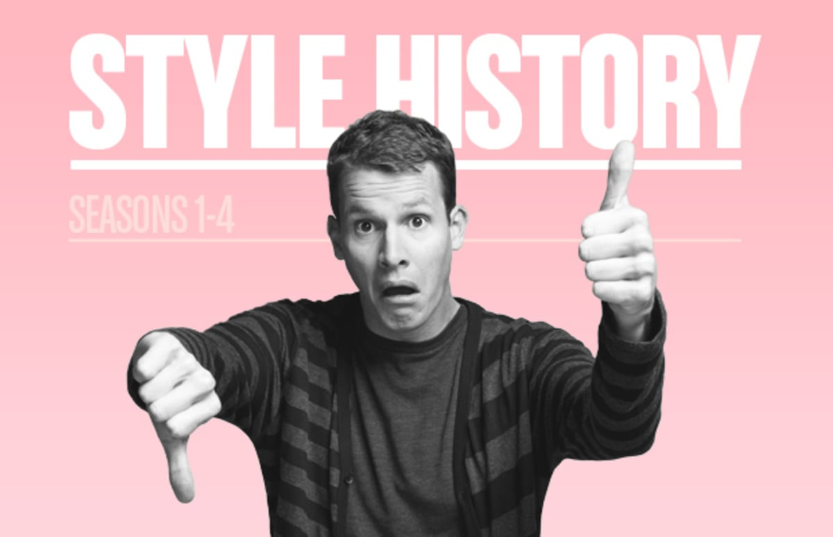 The complete style history of tosh0 complex gamestrikefo Image collections