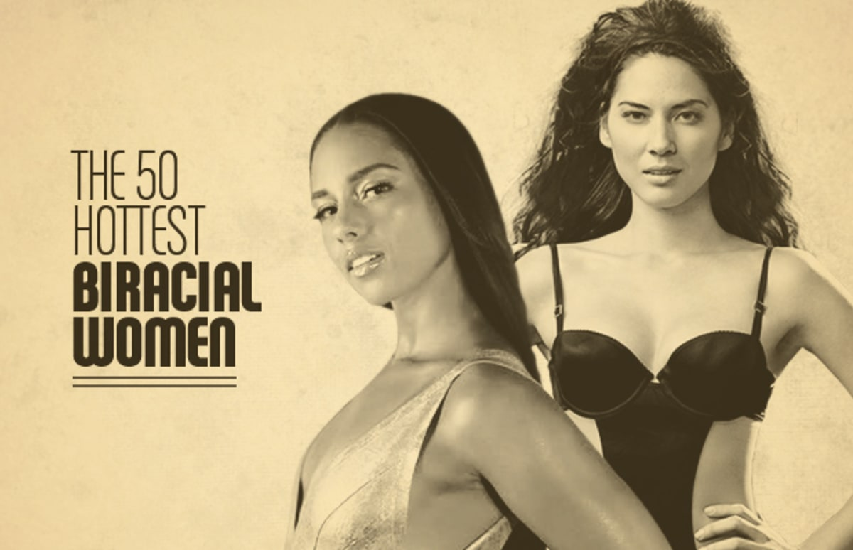 the 50 hottest biracial women | complex