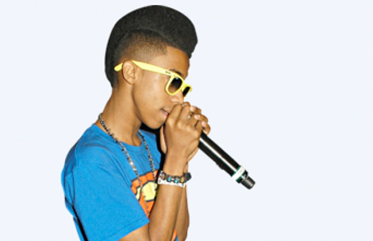 """Listen: Lil Twist """"At The Moment"""" (Produced By Lex Luger"""