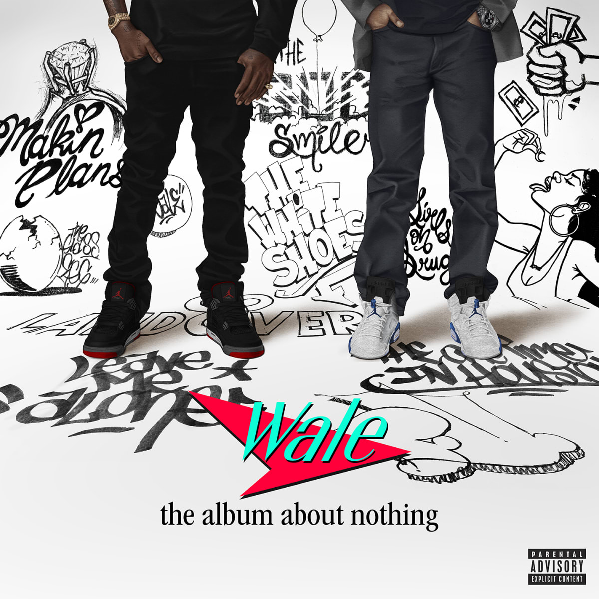 Wale: Every Sneaker Reference On Wale's 'The Album About Nothing