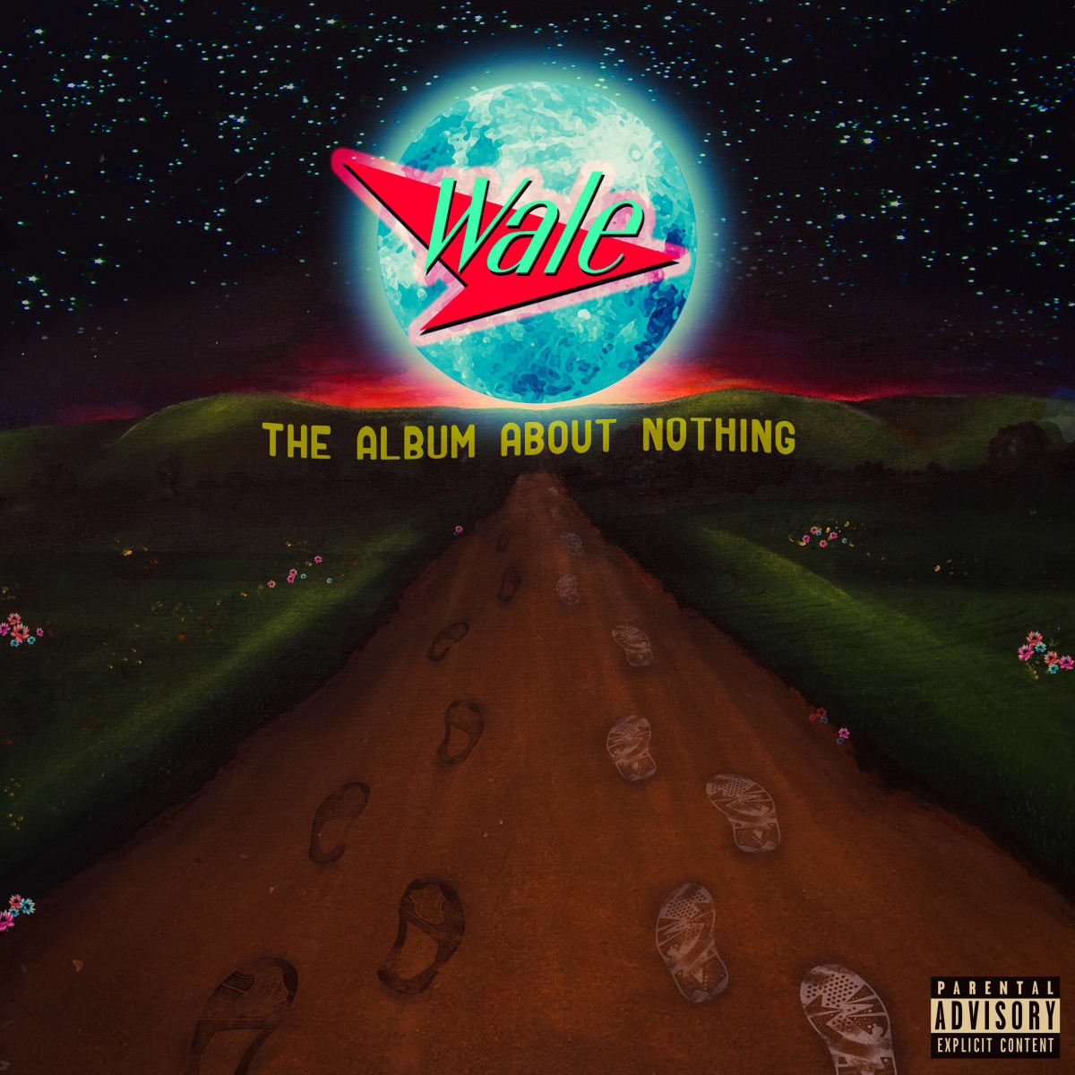 """Wale: Wale Reveals """"The Album About Nothing"""" Cover Art"""