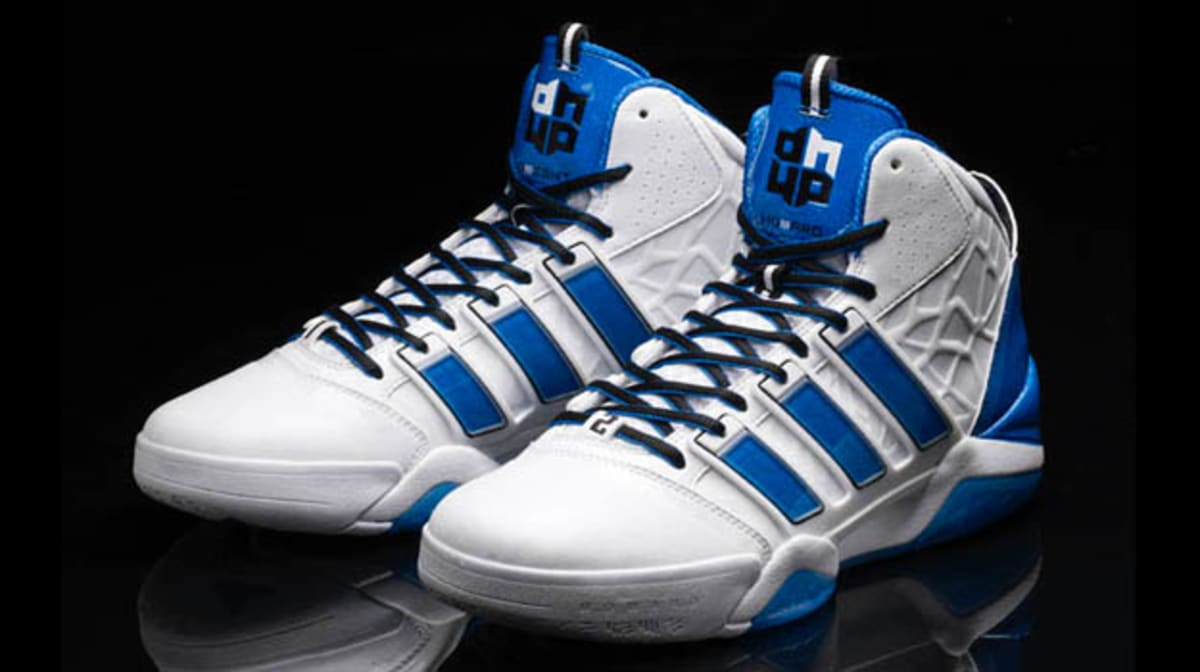 Dwight Howard Adidas Shoes History