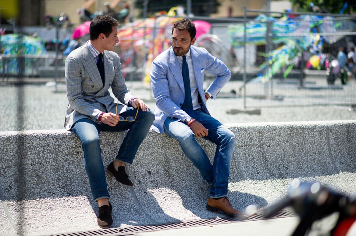 What Exactly Is Pitti Uomo Complex