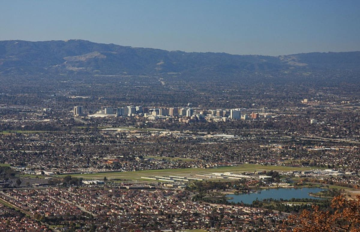 San jose california is the richest city in america complex for Top richest cities in california