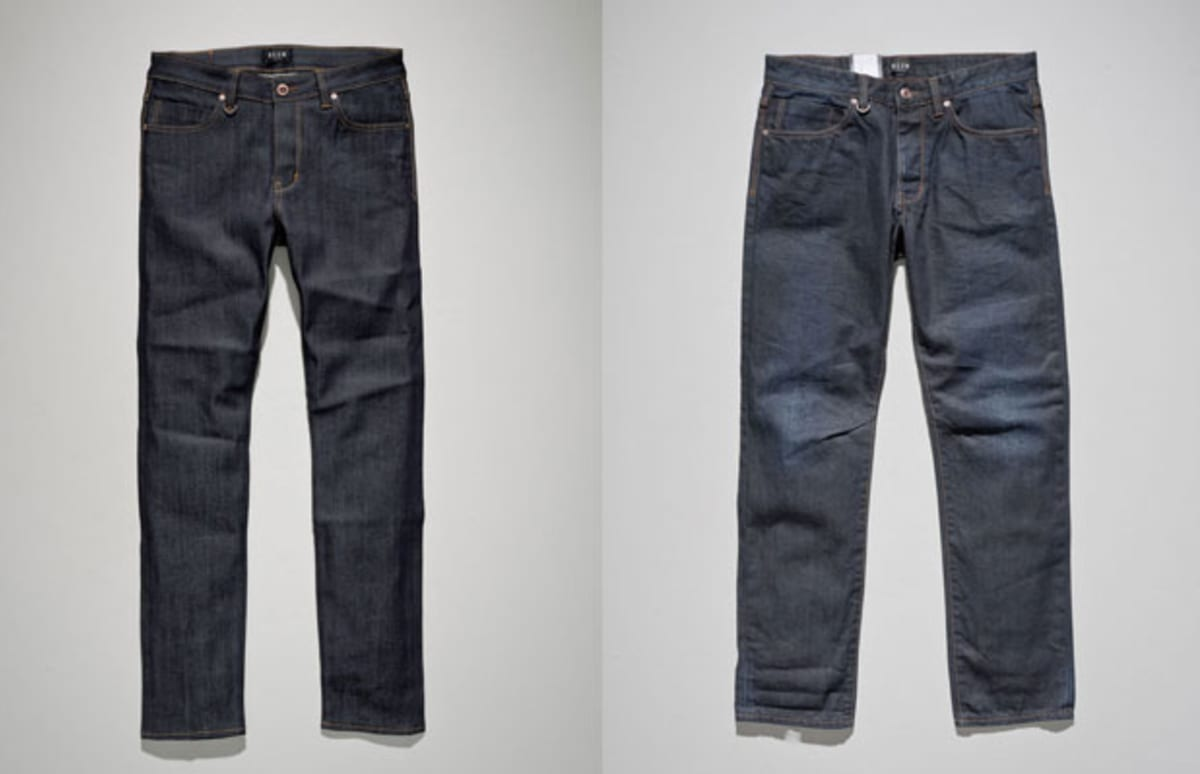Vintage Revision: the Denim neuw from Now Also in Germany