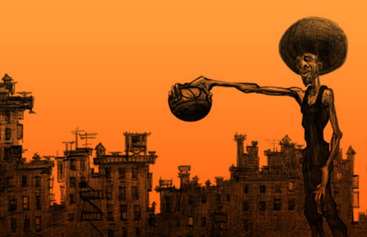 the 15 best examples of basketball art