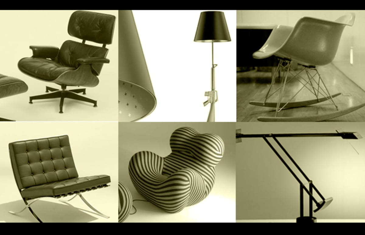 4 B Amp B Italia Up5 Lounge Chair Modernism The 10 Most