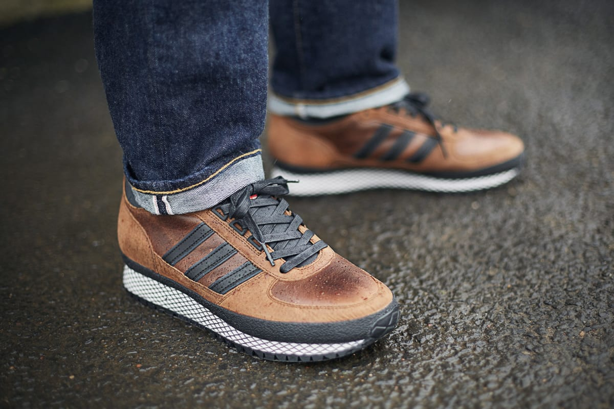 adidas x barbour  a collaboration decades in the making