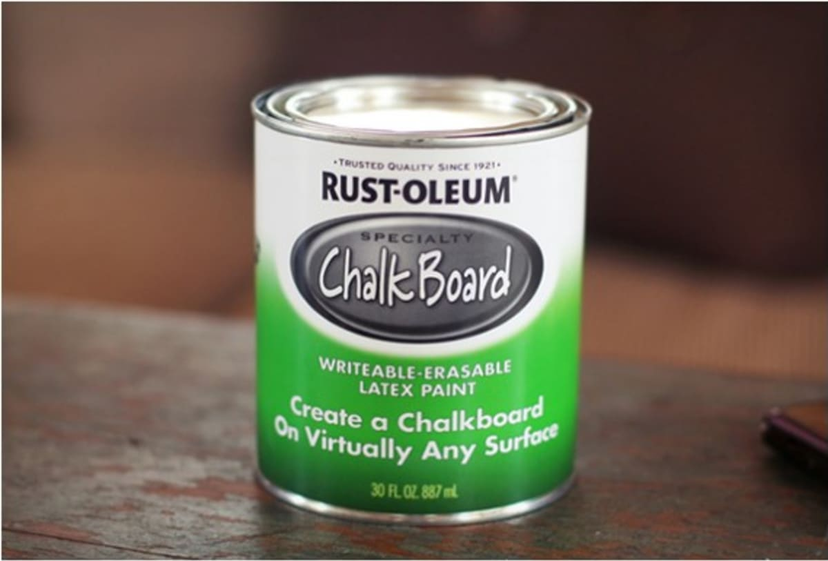 Can Chalk Paint Be Used On Metal