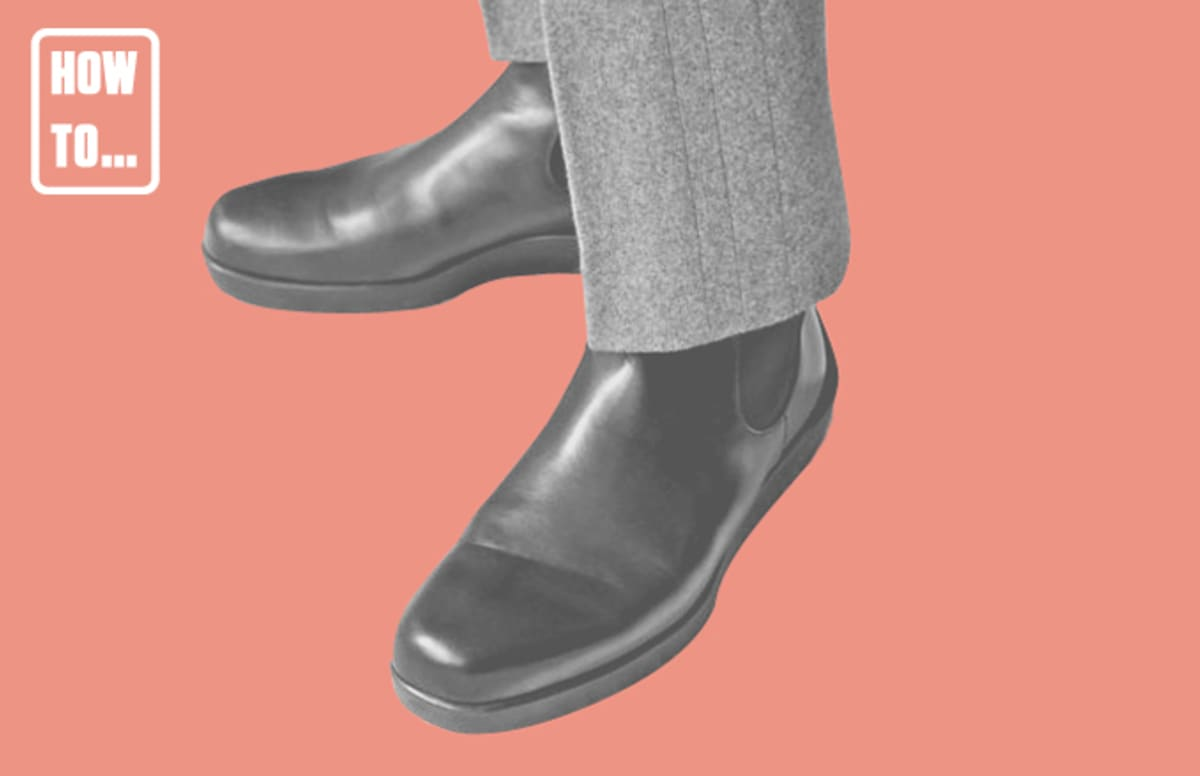 61ce27f2609 How to Wear Chelsea Boots (and What to Look For When You Buy Them)