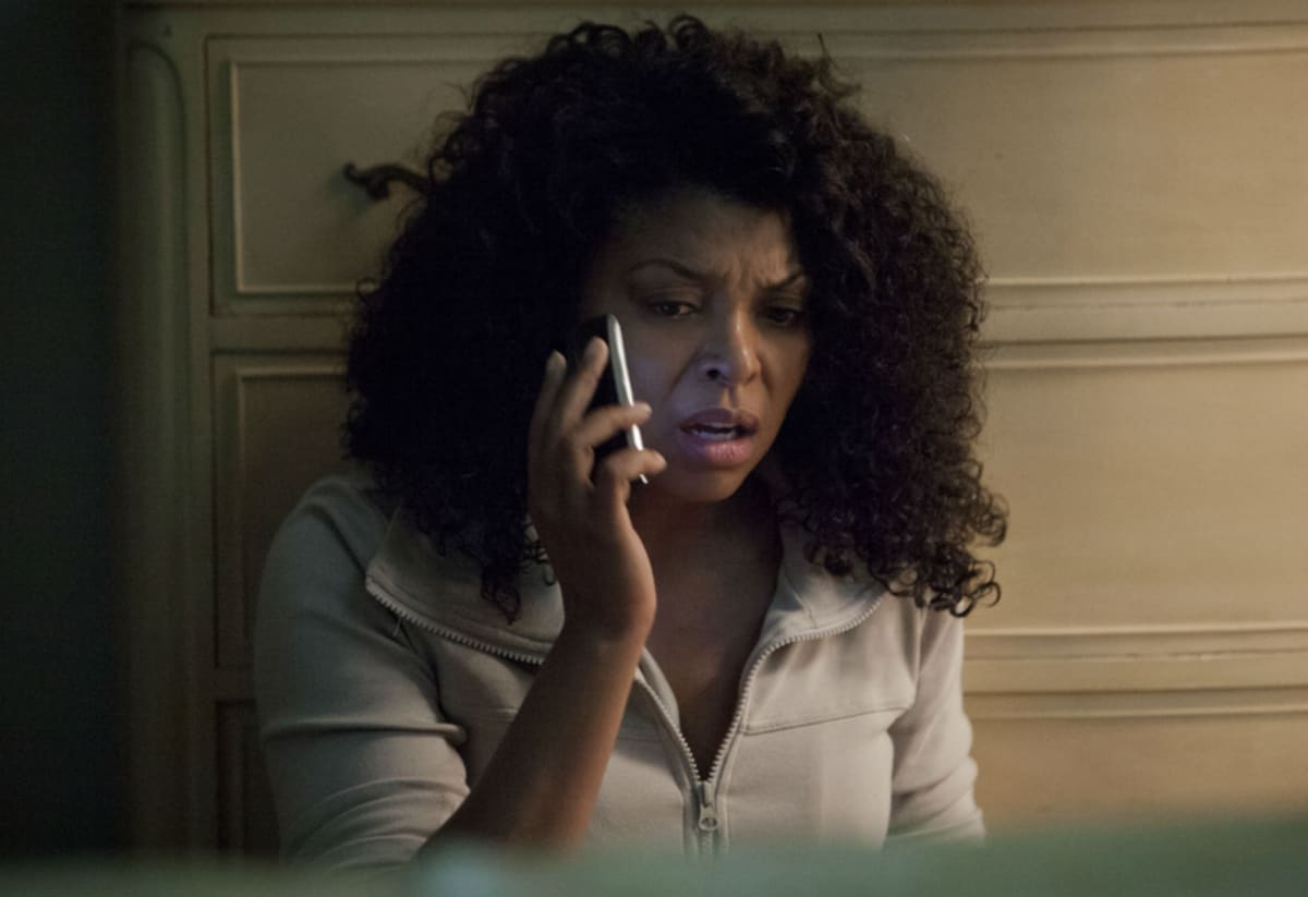 """No Good Deed"" Star Taraji P. Henson Talks Throwing Down ..."
