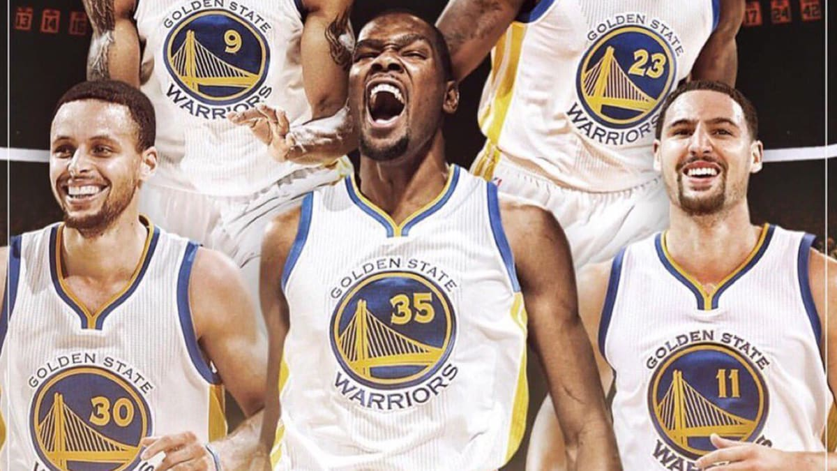 acdd43f5bbbd Twitter Exploded After Kevin Durant Revealed He s Signing With the Warriors
