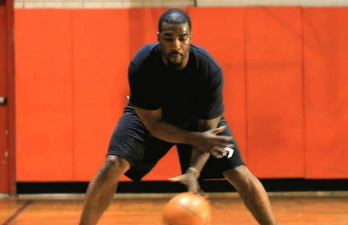 "93efa95c196 God Shammgod Remembers Teaching Kobe Bryant to Dribble  ""He Thought He  Could Be Better Than MJ"""