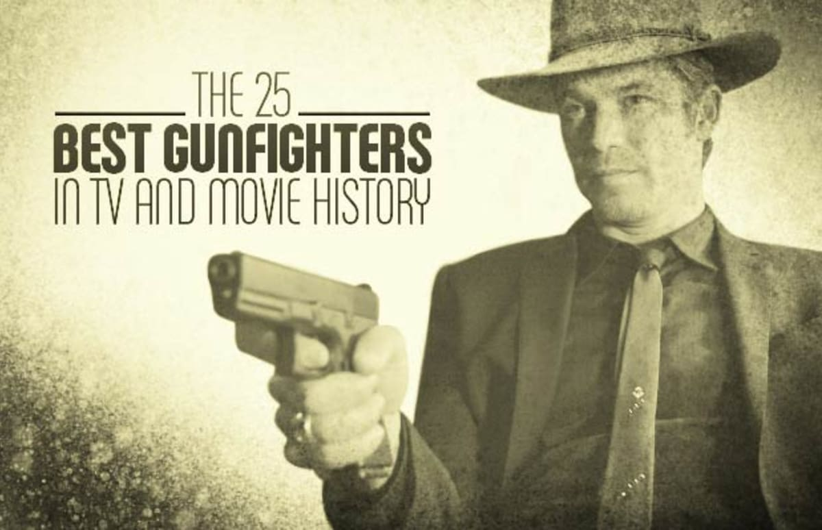 The 25 Best Gunfighters In Tv And Movie History Complex Old Fashioned Fuse Box
