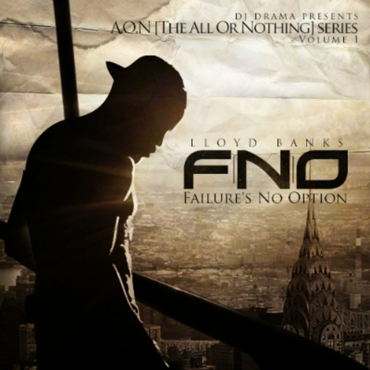 Mixtape Lloyd Banks Quot F N O Failure S No Option Quot Complex