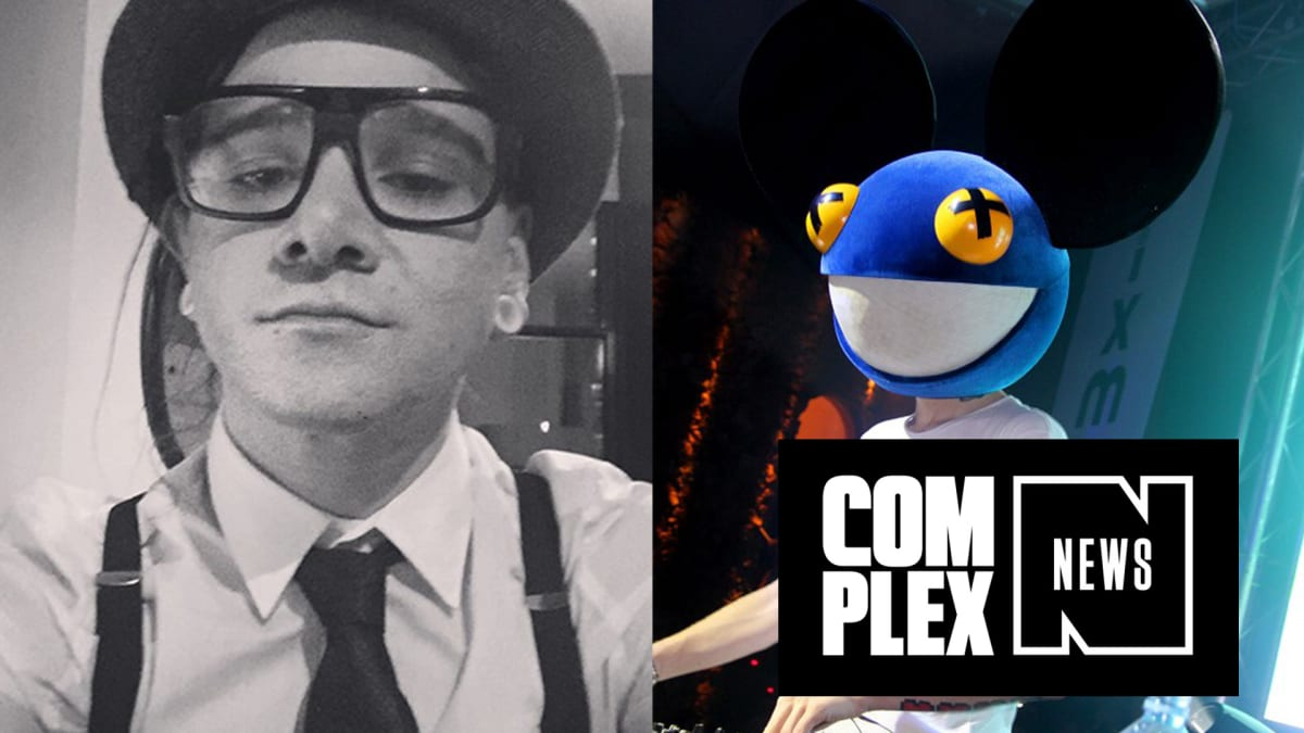 Skrillex and Deadmau5 Really Don't Like Each Other After This Twitter Exchange