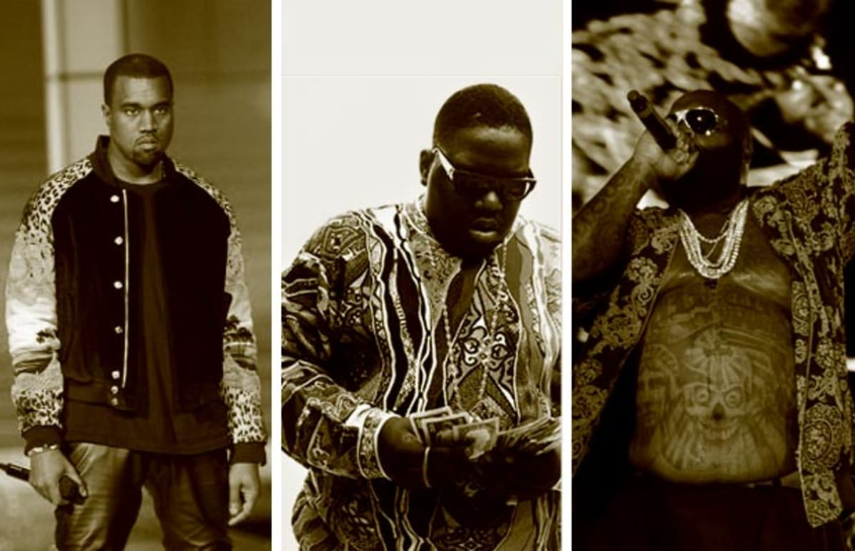 A History Of Versace In Hip Hop Complex