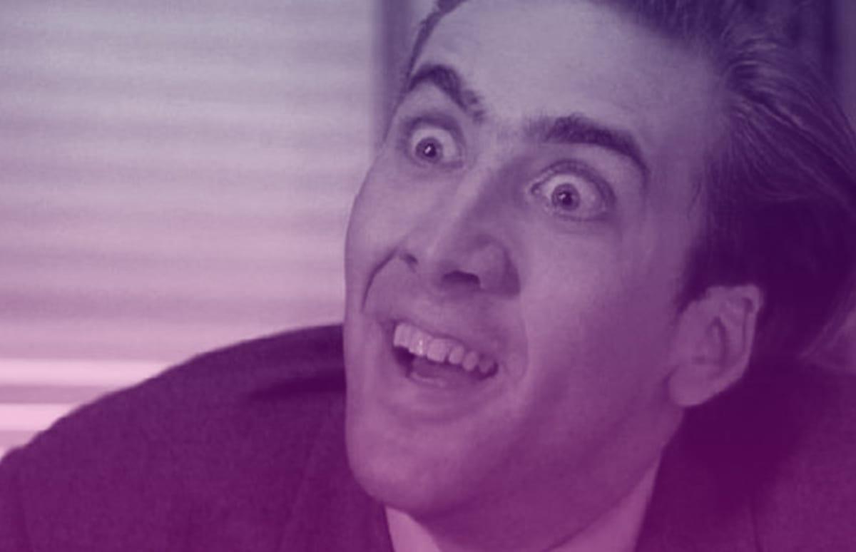 The Funniest Nicolas Cage Memes