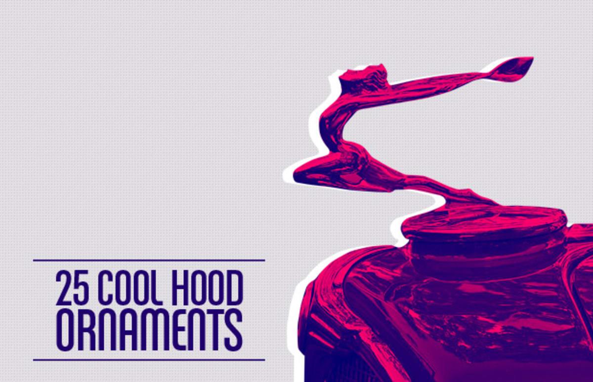 Cool hood ornaments - Cool Hood Ornaments 57