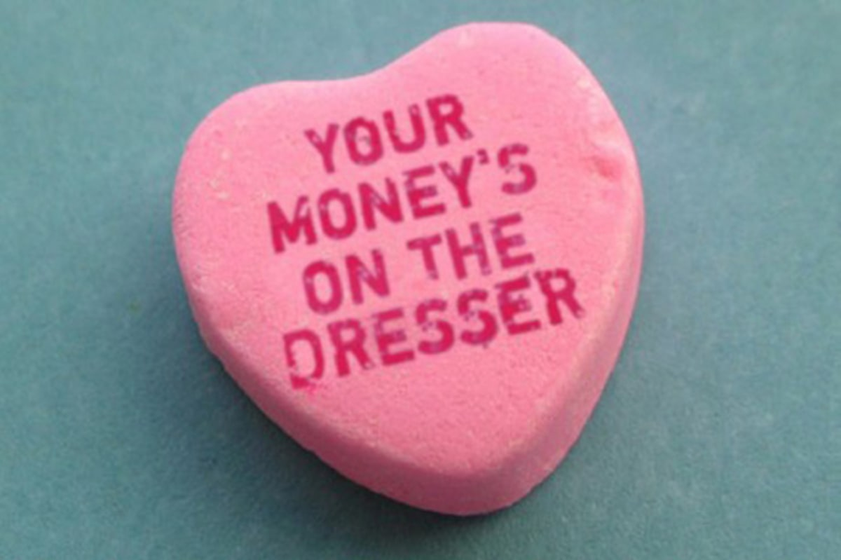 The 10 Most Inappropriate Valentines Day Cards – Candy Valentine Card