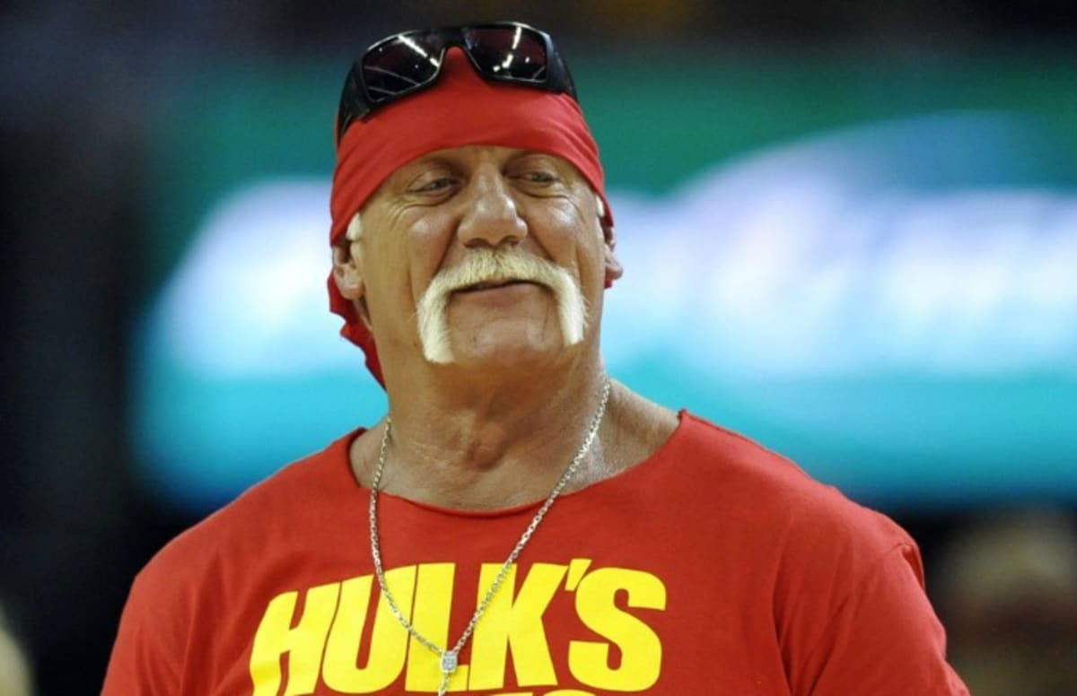Hulk Hogan Is Reportedly Filing A Second Lawsuit Against