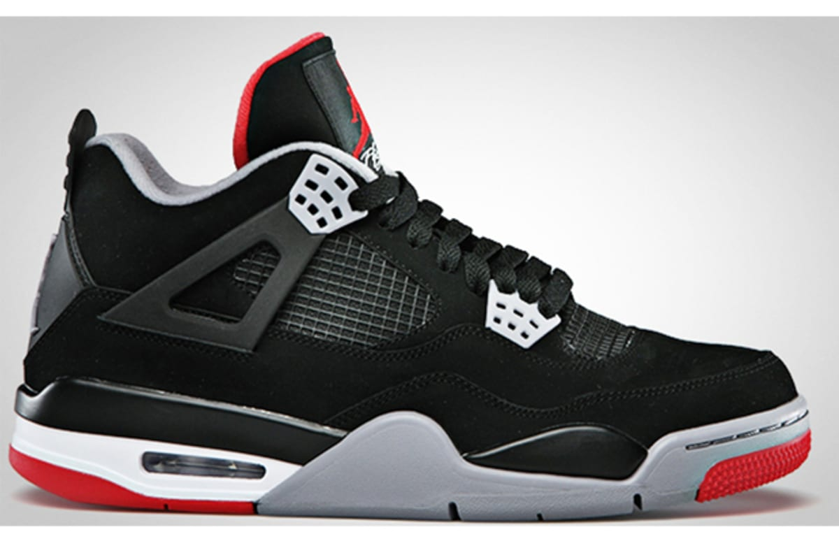 Sole Collector Shows You All The Air Jordan IV Colorways