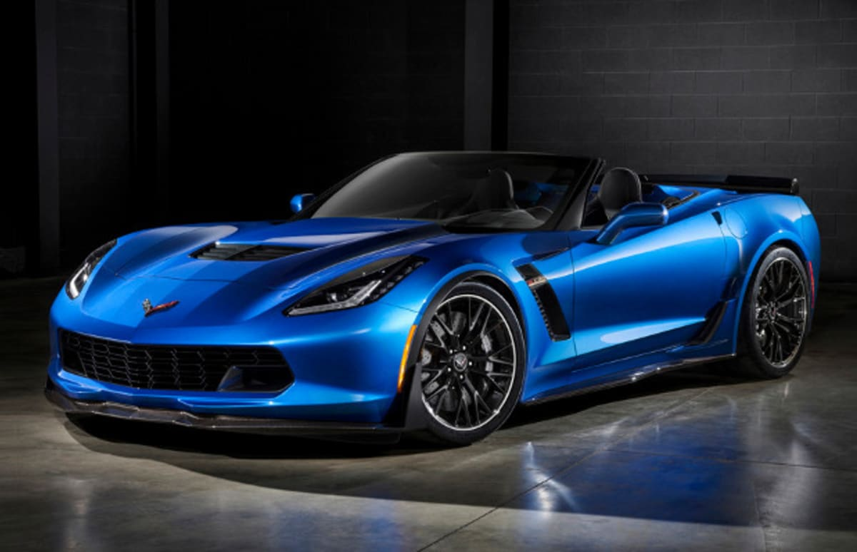 Gm Is Already Working On The C8 Corvette Considering Hybridization C6 Painted Fuse Box Cover Complex