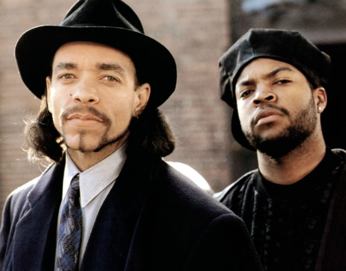 Remember That Time When Ice Cube and Ice T Were Trying to