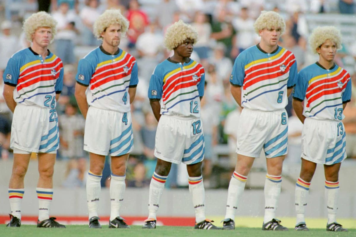 An Oral History of Major League Soccer's Frenzied First Season