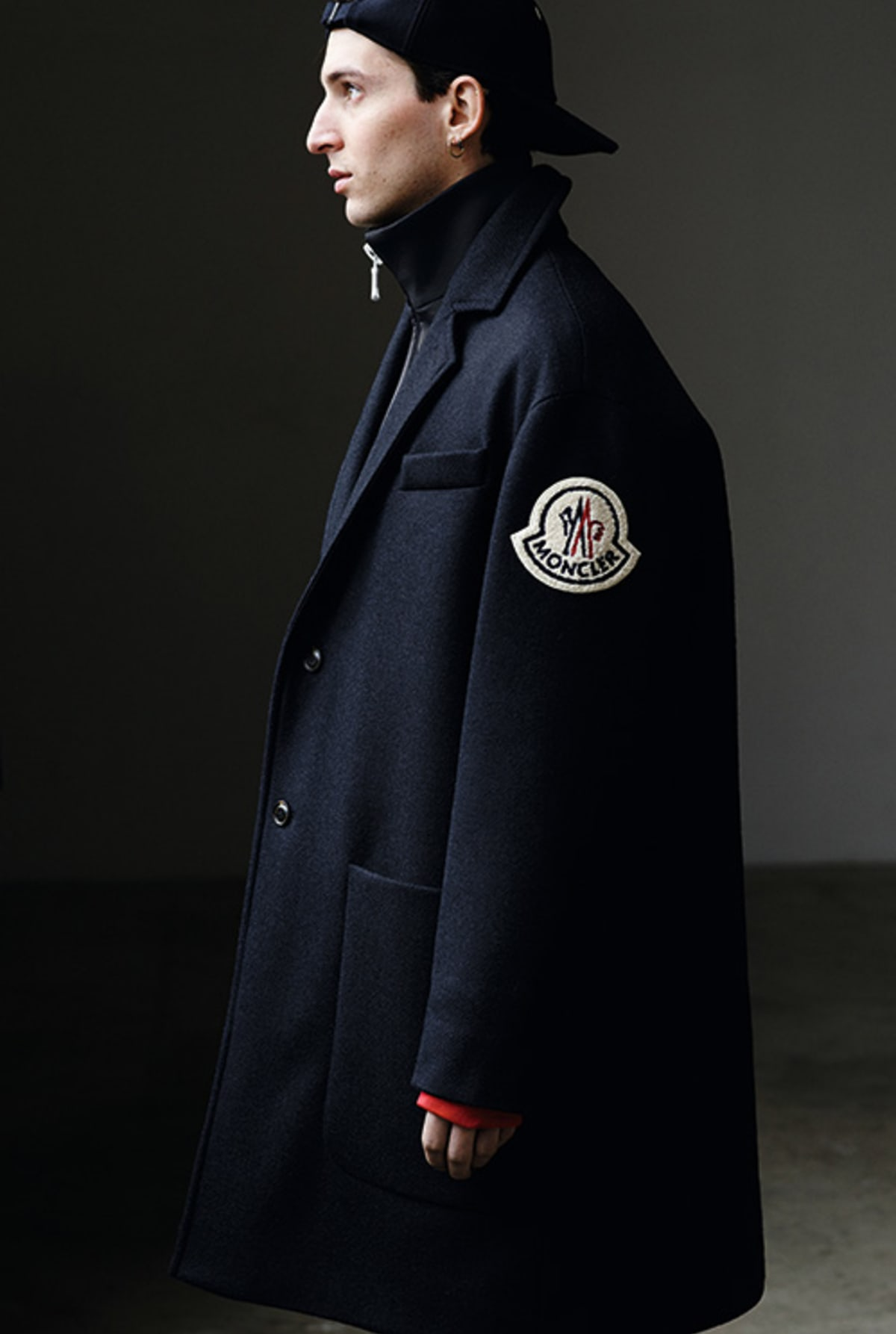 Moncler Partners With Ami For New Collection