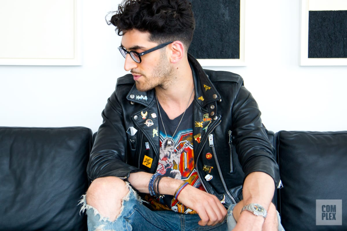 Auto Look Perfect >> Dave 1's Guide to the Perfect Leather Jacket | Complex