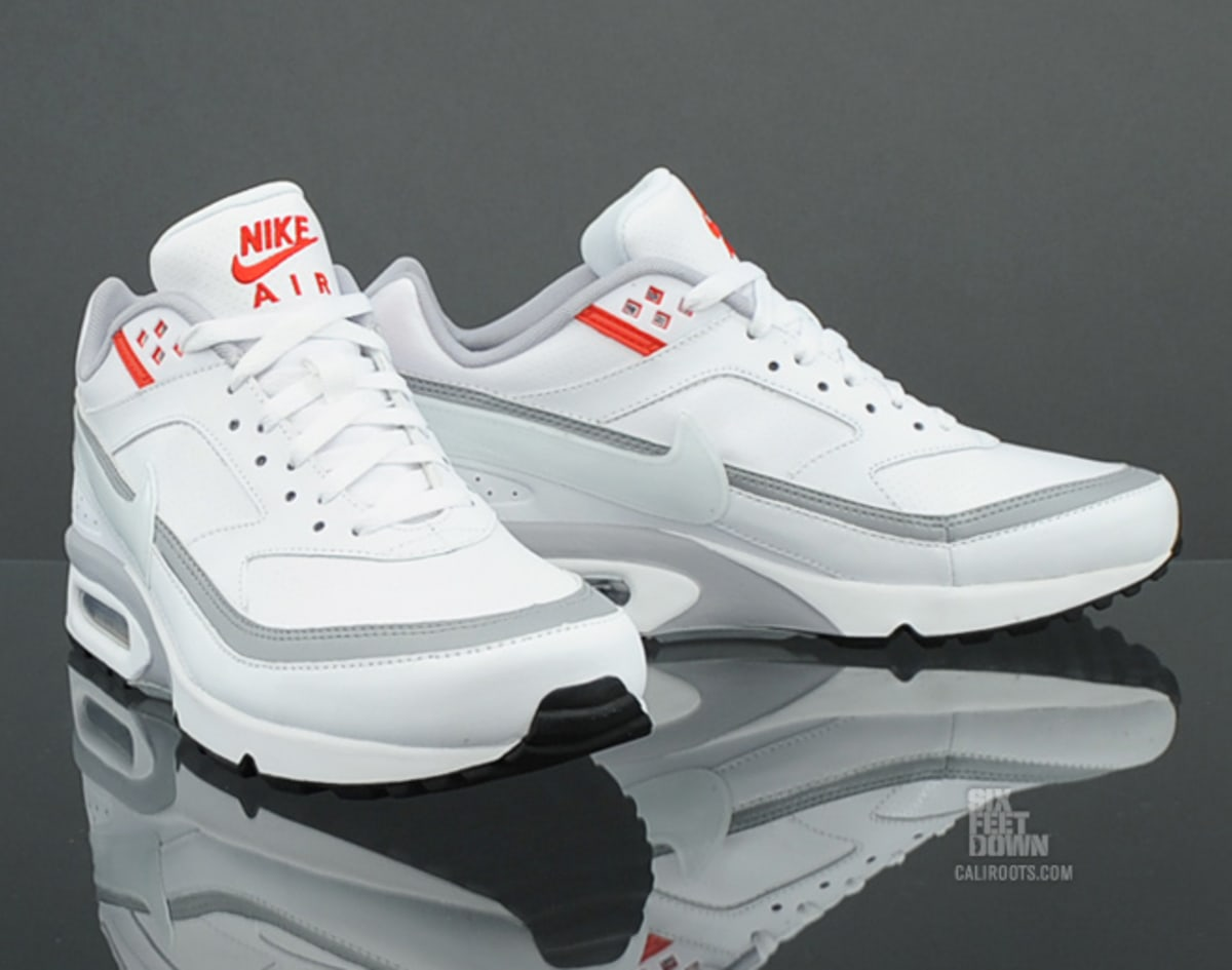 nike air max classic bw white wolf grey complex. Black Bedroom Furniture Sets. Home Design Ideas